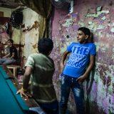 Libano Palestinian refugees camps